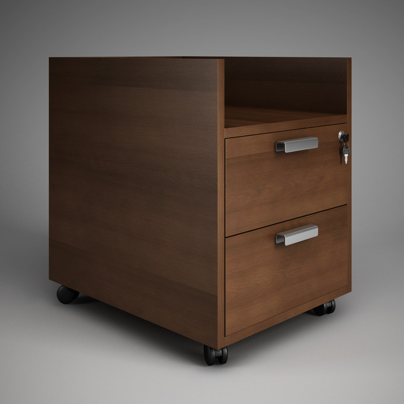 3d model office cabinet 29