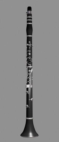 obj clarinet