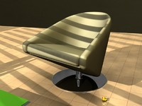 3ds max love couch