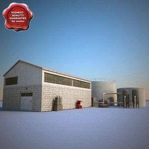 oil storage tank lwo