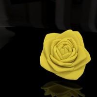 rose cushion 3ds