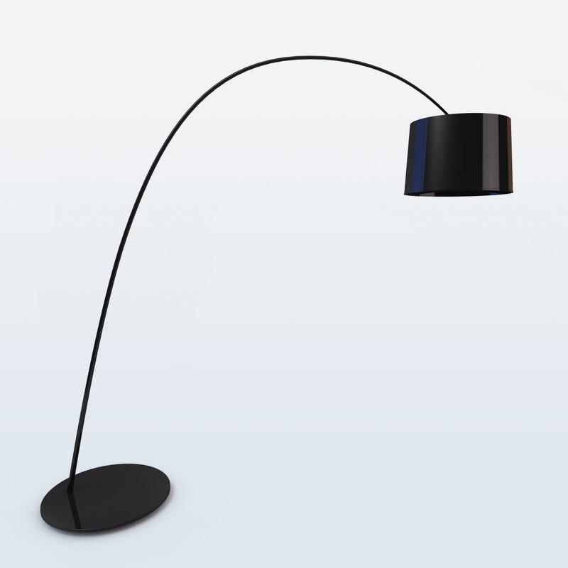 3d tuco floor lamp model