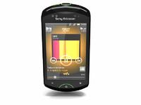 wt19i live walkman mobile phone obj