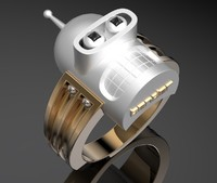 3d model ring bender