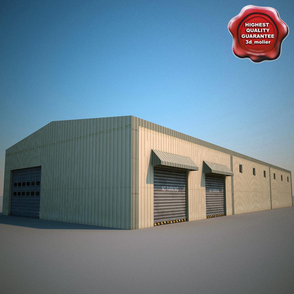 3d model warehouse modelled