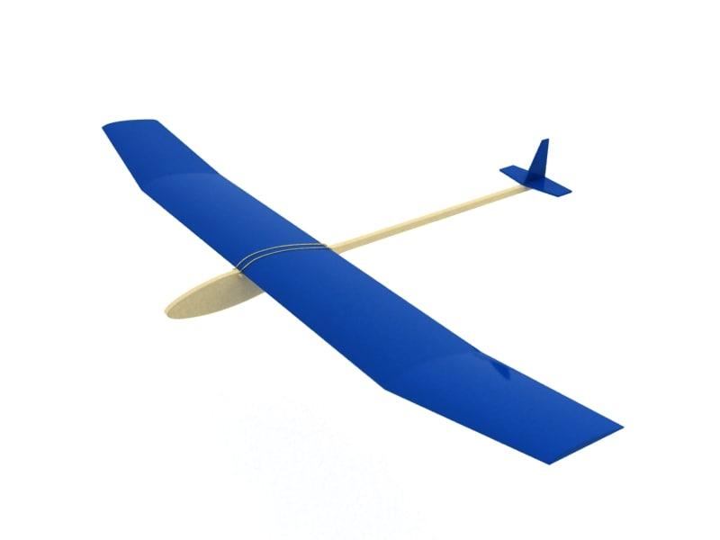 airplane air 3d model