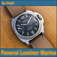 3d luxury watch panerai luminor model
