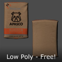 Cement Bag - Apasco