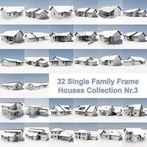 max 32 frame houses