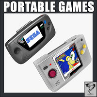 Sega Game Gear and Neo Geo Pocket Color