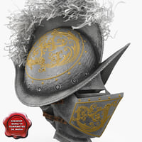 Swiss Guardsmen Helmet