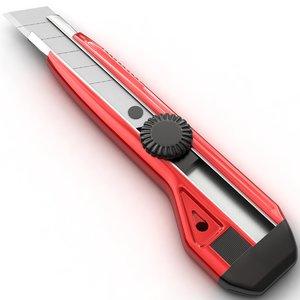 paper cutter 3d 3ds