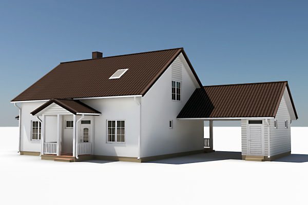 3d story single family house