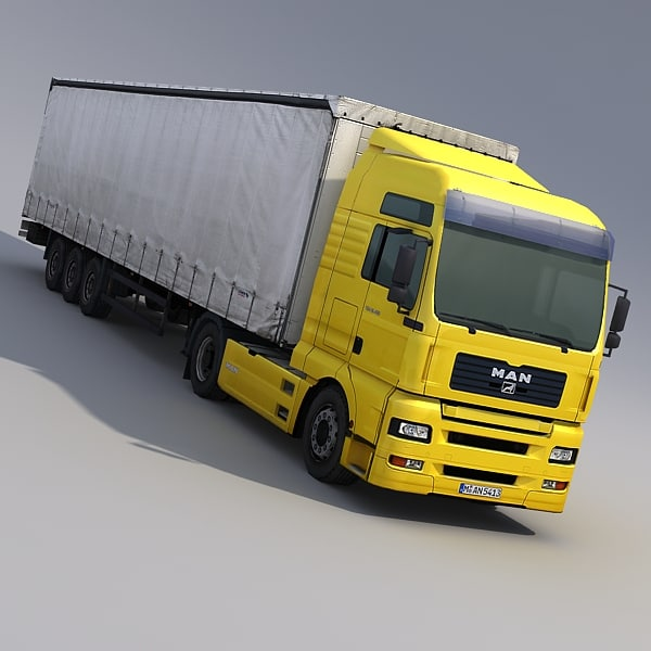 max vehicles trailer