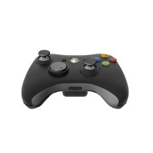 3d xbox 360 controller model