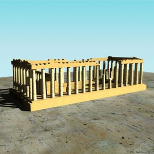 acropolis 3ds free