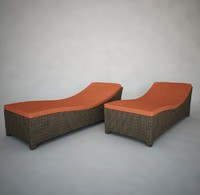 Lounge Chair Outdoor