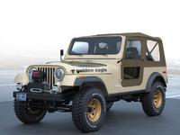 Jeep Cj 7 Golden Eagle