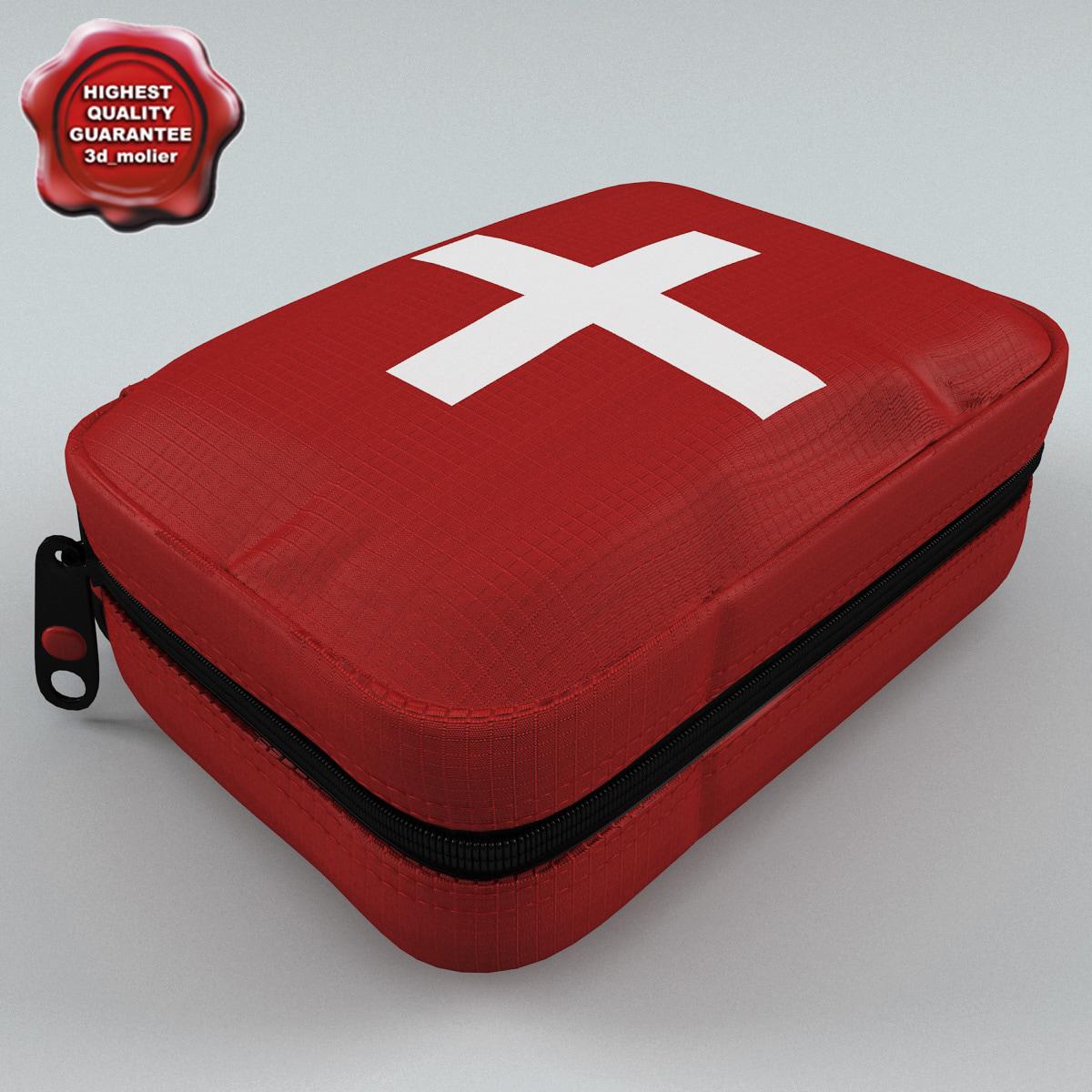 aid kit v2 3d 3ds