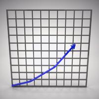 cinema4d arrow chart animation