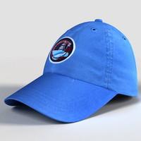 3d model cap 02