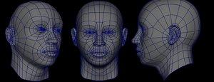 maya heads standard