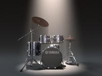 Yamaha Rock Tour Drumset