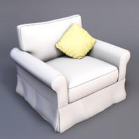 chair_armchair 01