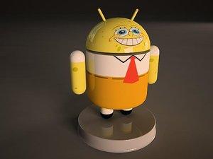 max android sponge