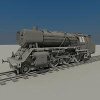 Train B 62