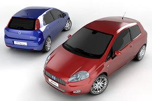 3d cars door