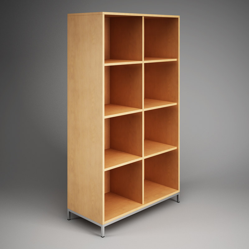 obj office storage cubby shelf