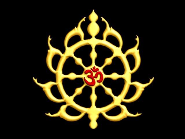 hinduism chakra 3d 3ds