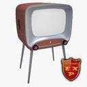 Old TV, Retro tv