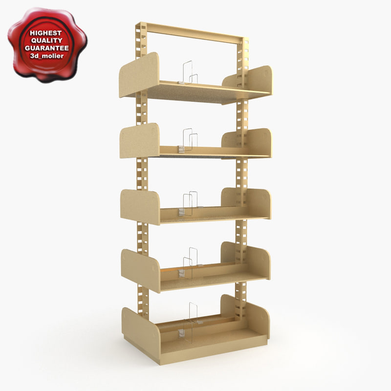 maya bookshelves v3