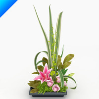 Flower Arrangement Ikibana