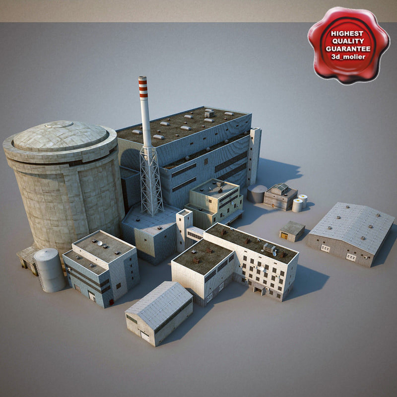 nuclear power plant v2 max