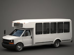 3d bus mini