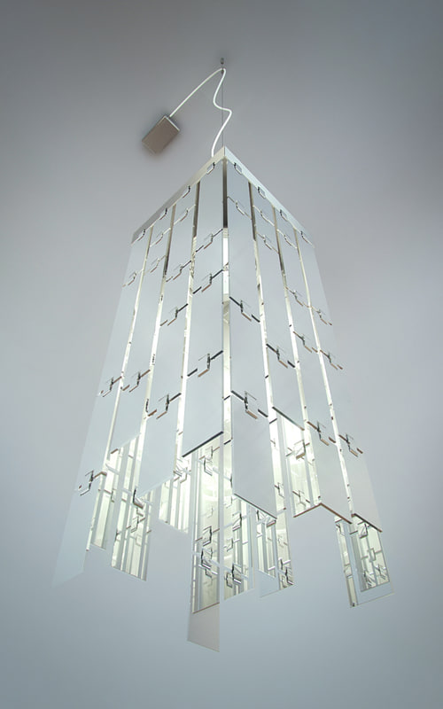 3d model pendant lamp