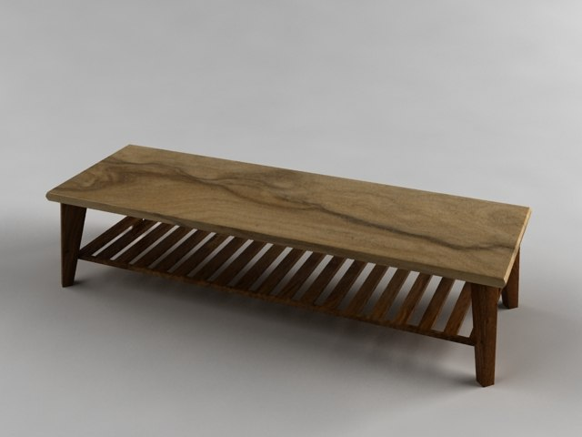 Simple Coffee Table Max