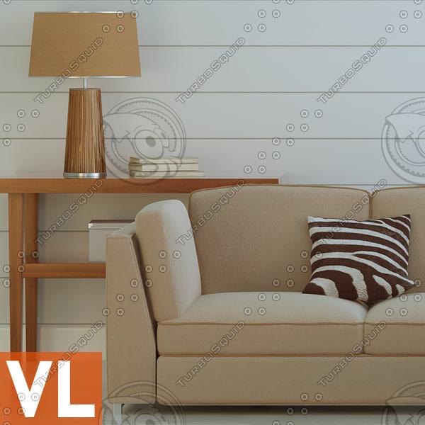 3d sofa tables