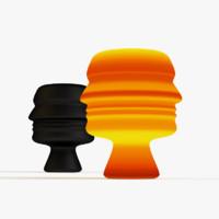 3d model of ego vase