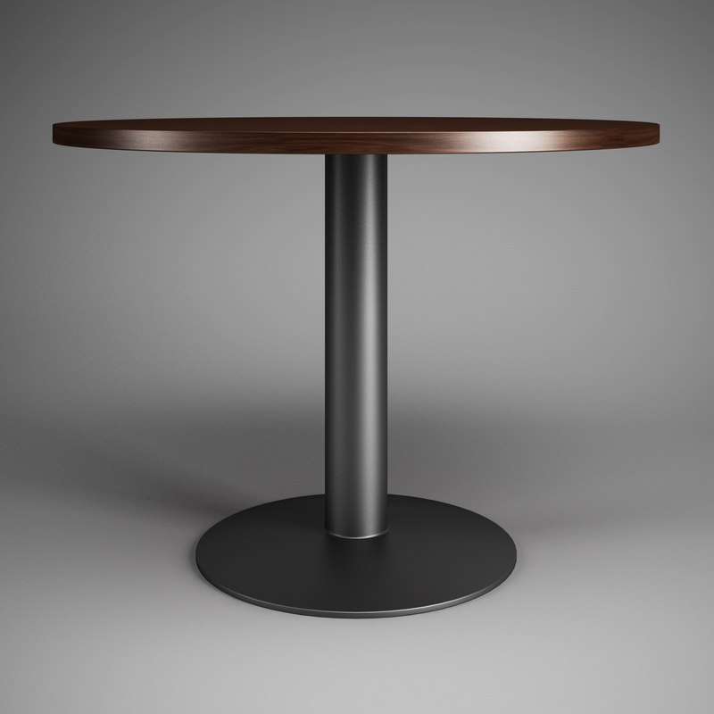 office table 25 3d model