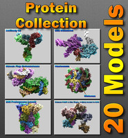 20 Proteins Pack