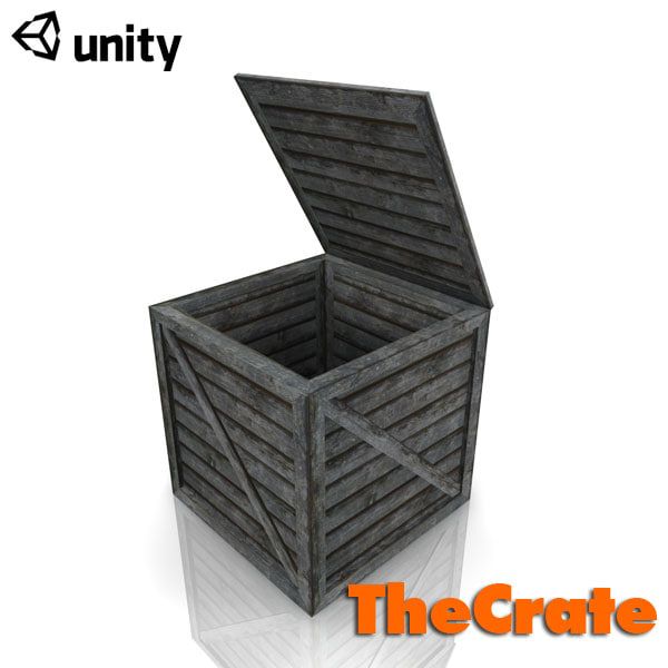 3ds max crate rpg mmo