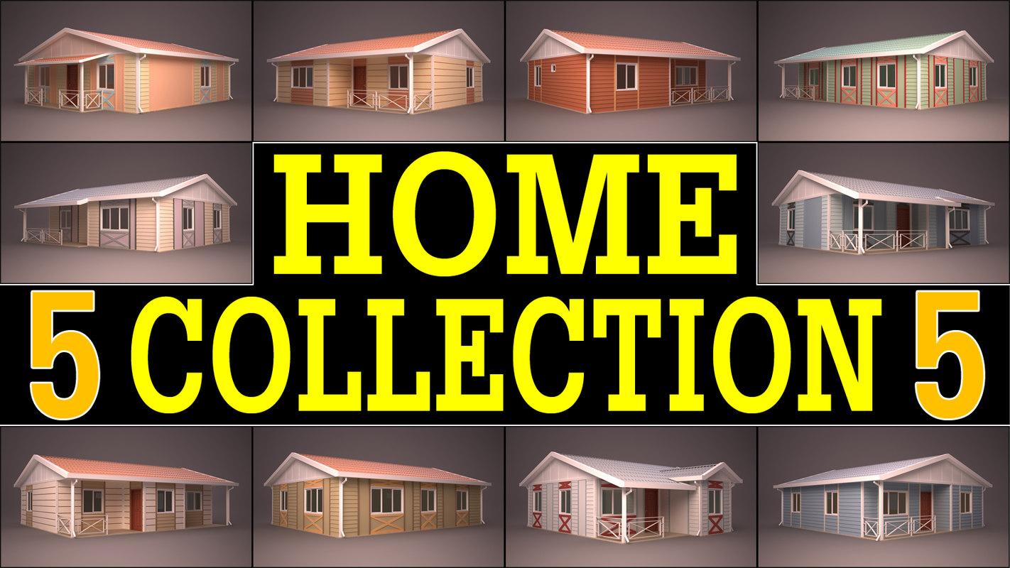 max house homes