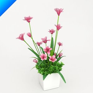 plant design 3d model