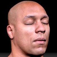 Male Head A