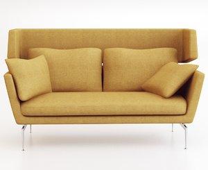 3ds suita sofa