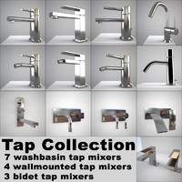 Tap Collection - Italian design